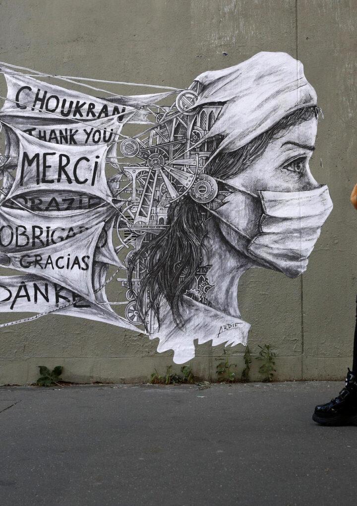 Street Art: H τέχνη που (δεν) προσπερνάς