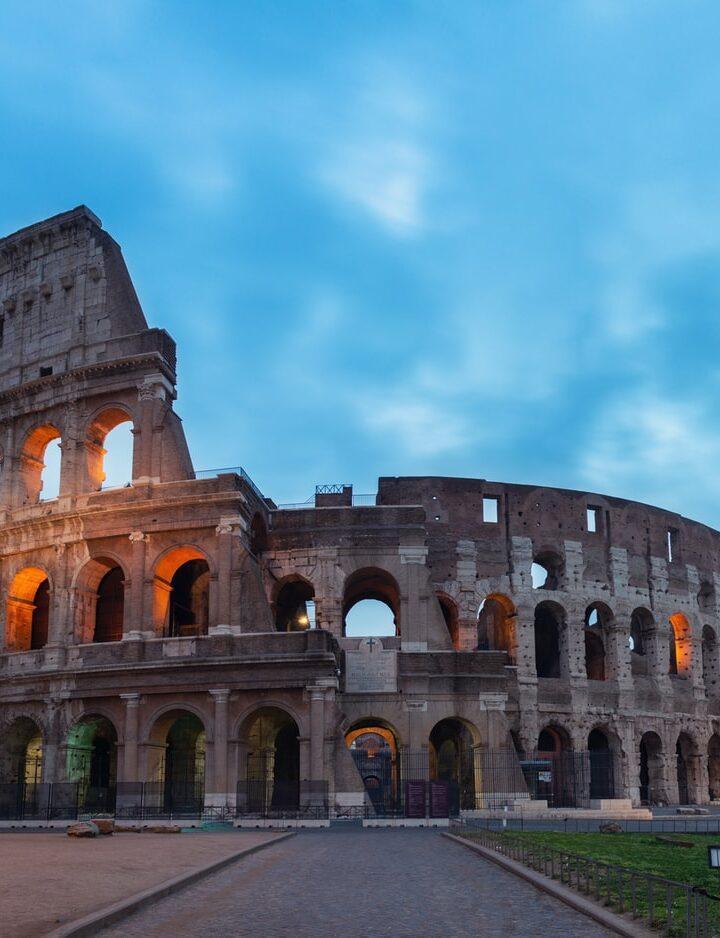 Carpe Diem: Ρώμη