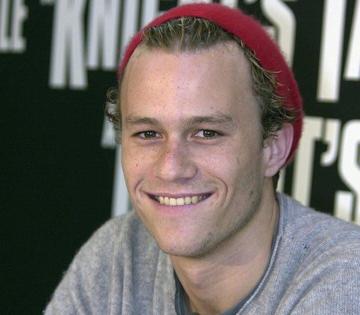 "Heath Ledger: ""I love acting. Oh, God, I love it…"""