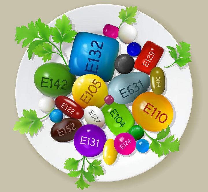 Τα χημικά πρόσθετα στα τρόφιμα είναι βλαβερά για την υγεία μου;