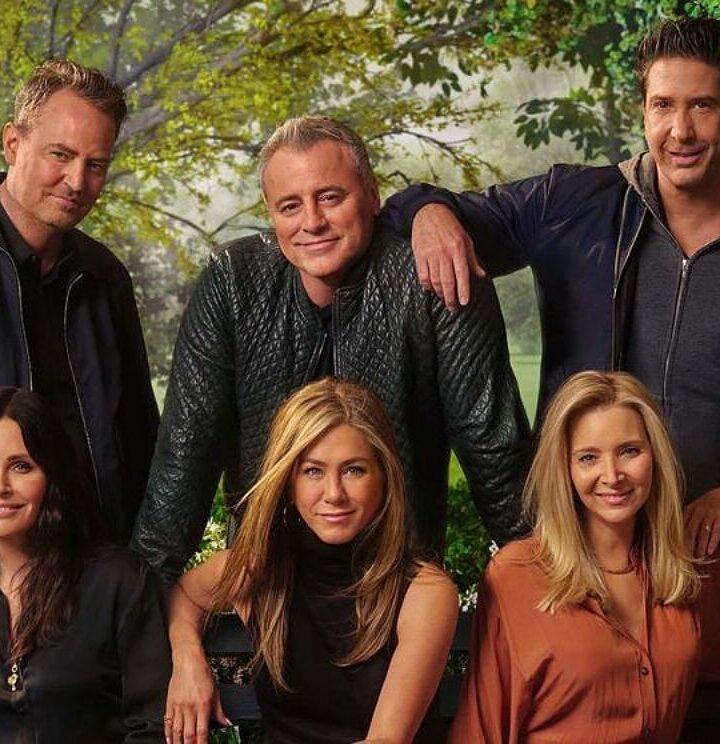 Friends reunion: το reunion που όλοι είχαμε ανάγκη