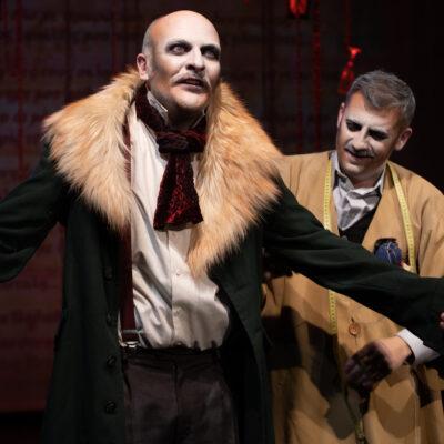 Θεσσαλονίκη: «Το Παλτό» επιστρέφει στο Θέατρο Σοφούλη
