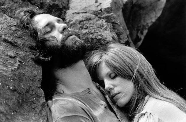 Jim Morrison και Pamela Courson: Το χρονικό μιας τραγικής αγάπης
